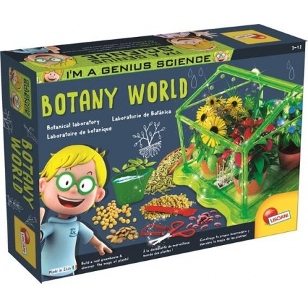 Experimentele micului geniu - Gradina Botanica, Lisciani*