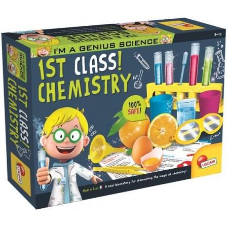 Experimentele micului geniu - Ora de chimie, Lisciani*