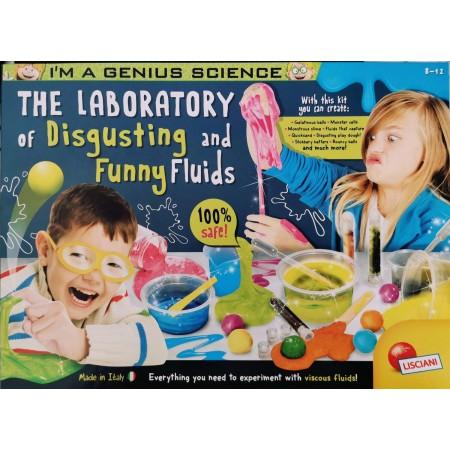 Experimentele micului geniu - Substante gelatinoase, Lisciani*