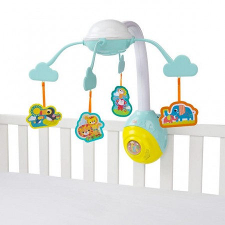 Carusel soothing safari 2 in 1 mobile, Bright Starts*