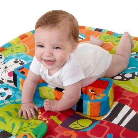 Start your senses salteluta interactiva spots & stripes, Bright Starts*