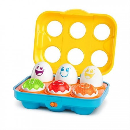 Jucarie put n shake eggs  -giggling gourmet, Bright Starts*