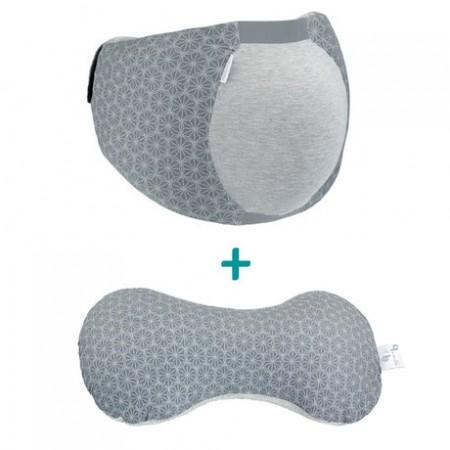 Set suport dream belt + perna multifunctionala 3 in1 mum & b, Babymoov*