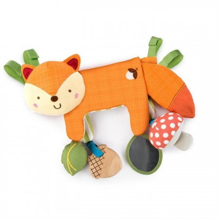 Jucarie multifunctionala 2 in 1 foxy forest toy bar, Bright Starts*