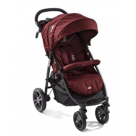 Carucior multifunctional litetrax 4 flex liverpool red, Joie*
