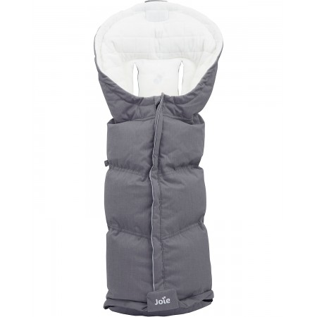 Husa de iarna therma pentru carucioare joie, gray flannel*