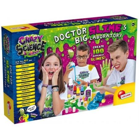 Experimente geniale - Laboratorul de slime, Lisciani*