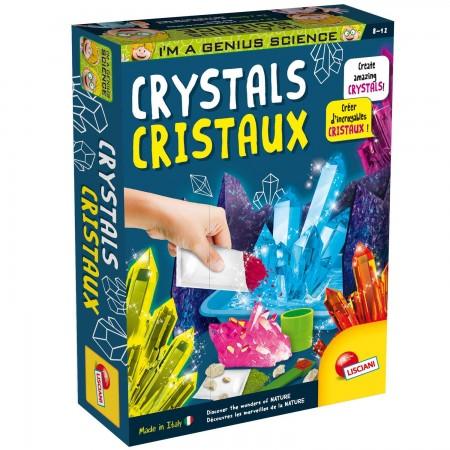 Experimentele micului geniu - Cristale magice, Lisciani*