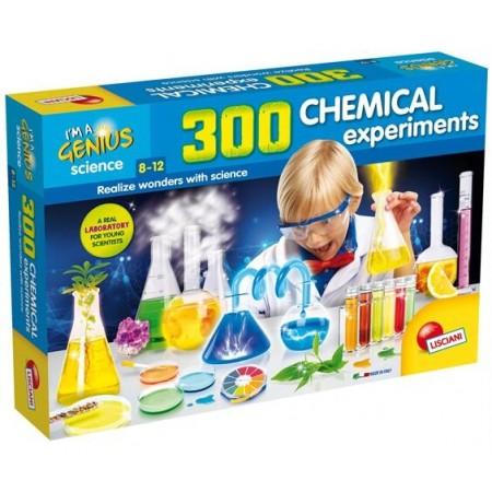 Laboratorul de chimie - 300 experimente, Lisciani*