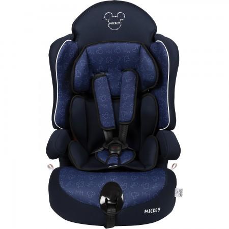 Scaun auto Mickey  9 - 36 kg Disney CZ10282, albastru*