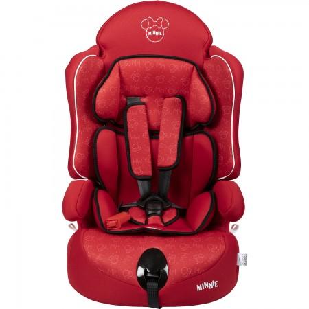Scaun auto Minnie  9 - 36 kg Disney CZ10283, rosu*