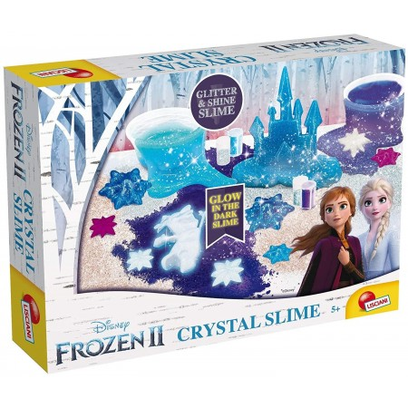 Set experimente Frozen 2 - Slime de cristal, Lisciani*