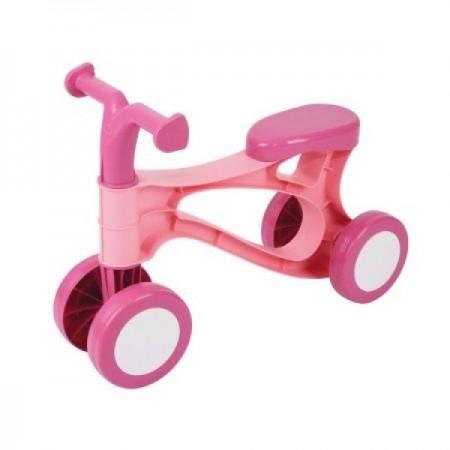 Vehicul fara pedale Lena din plastic Roz*