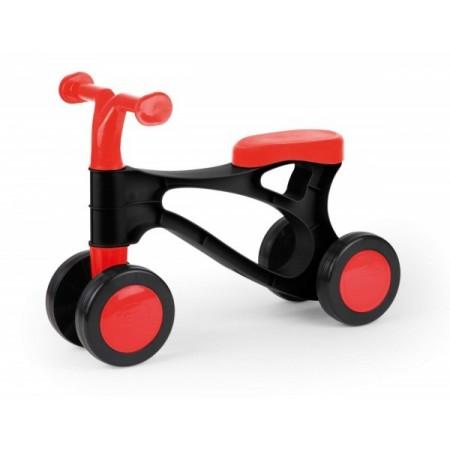 Vehicul fara pedale Lena din plastic Neagra*