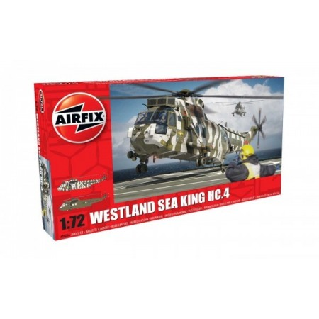 Kit constructie Airfix elicopter Westland Sea King HC.4*