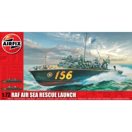Airfix Air Sea Rescue Launch 1:72*