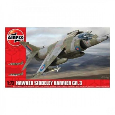 Kit constructie Airfix avion Hawker Siddeley Harrier GR.3*