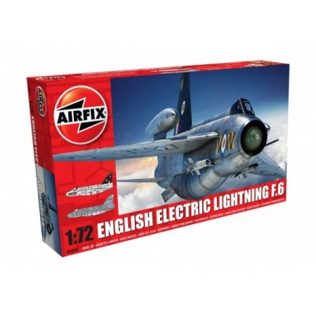 Airfix Electric Lightning F6*