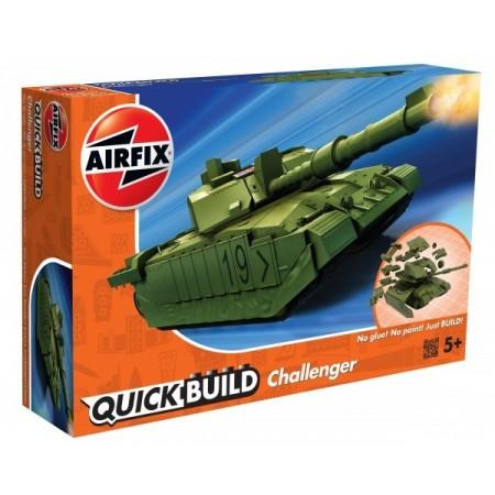 Kit constructie Airfix QUICK BUILD Challenger Tank*