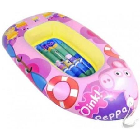 Barca gonflabila copii 110cm Saica 9115 Peppa Pig*