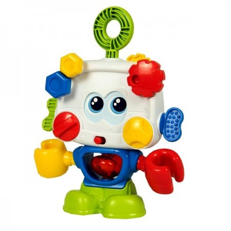 Jucarie interactiva bebelusi Winfun Robotel cu activitati*
