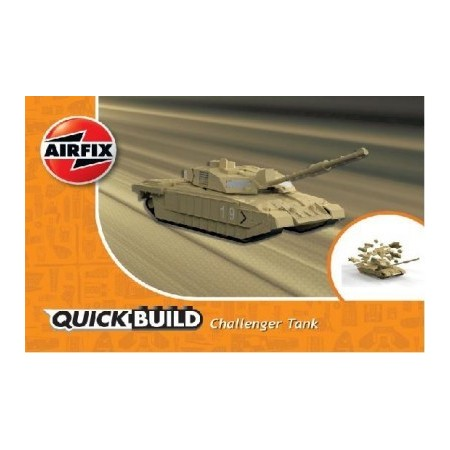 Kit cosntructie Airfix Quick Build Tanc*
