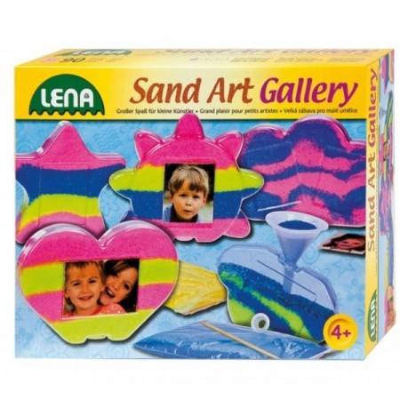 Rama foto joc cu nisip, Lena*