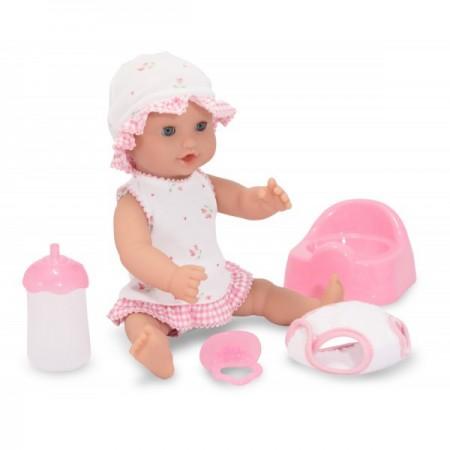 Papusa bebelus Annie cu olita