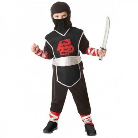 Costum de carnaval Ninja Super Melissa and Doug