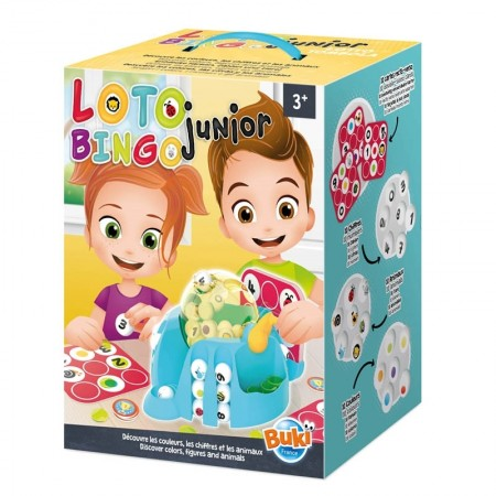 Bingo junior, Buki France*
