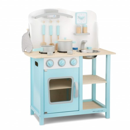 Bucatarie bon appetit albastru, New Classic Toys*