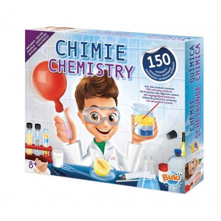 Laboratorul de chimie - 150 de experimente, Buki France*