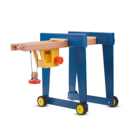 Macara pe roti pentru containere, New Classic Toys*