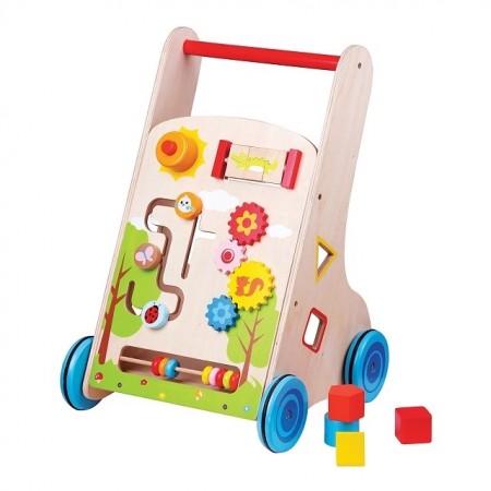 Premergator cu activitati 7 in 1 lelin, New Classic Toys*