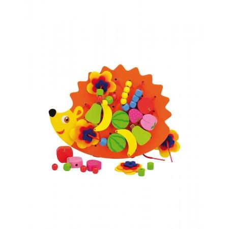Ariciul de snuruit cu fructe, Andreu Toys*