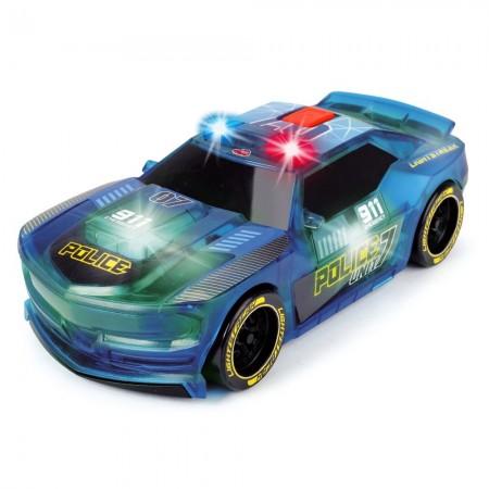 Masina de politie Dickie Toys Lightstreak Police cu sunete si lumini*