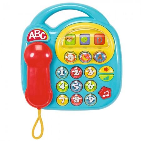 Jucarie Simba ABC Telefon muzical albastru*
