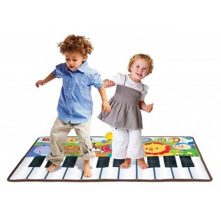Covor muzical tip pian 122 cm - fisher price, Reig Musicales*