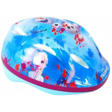 Casca de protectie copii Volare Frozen 2 945 reglabila 51-55 cm*