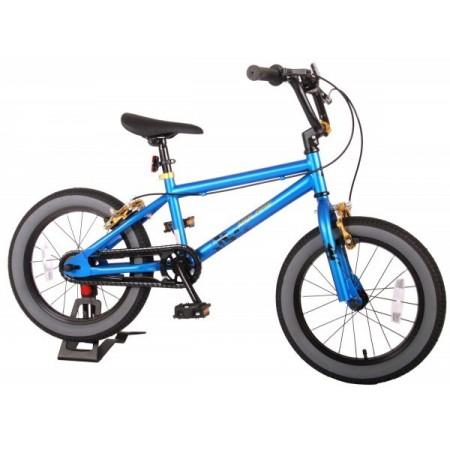 Bicicleta pentru copii Volare Freestyle Cool Rider 91648 16 inch albastru metalizat*