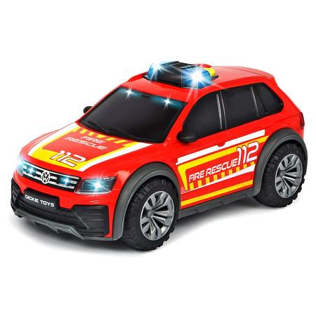 Masina de pompieri Dickie Toys Volkswagen Tiguan R-Line*
