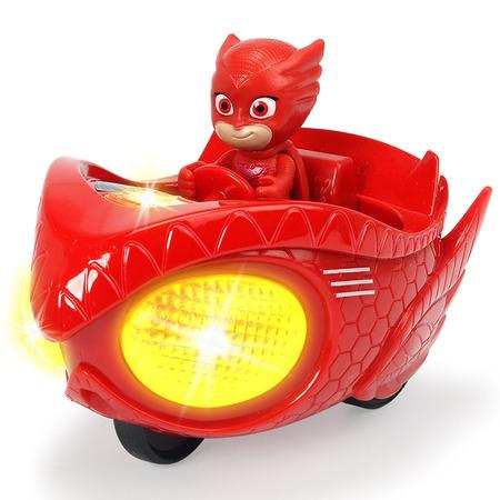 Masina Dickie Toys Eroi in Pijama Mission Racer Owlette cu figurina*