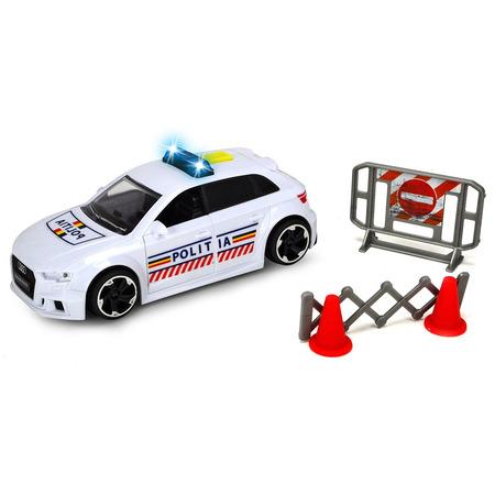 Masina de politie Dickie Toys Audi RS3 cu accesorii*