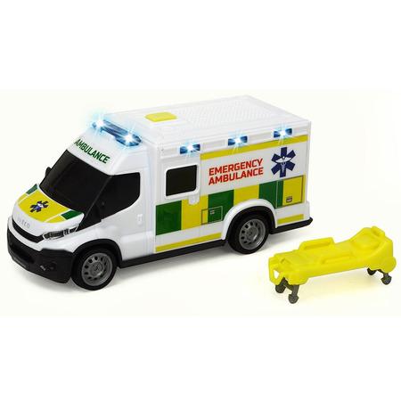 Masina ambulanta Dickie Toys Iveco Daily Ambulance*