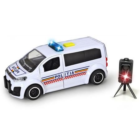 Masina de politie Dickie Toys Citroen SpaceTourer cu radar de viteza*