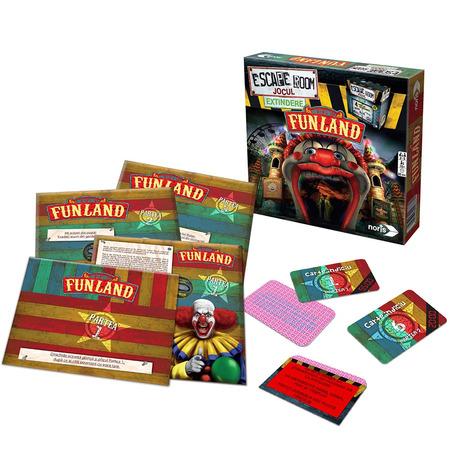 Extindere joc Noris Escape Room Funland*