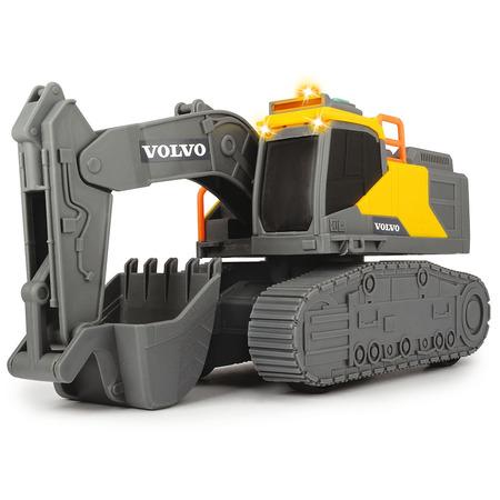 Excavator Dickie Toys Volvo Tracked Excavator*