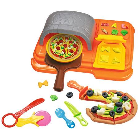 Set Simba Art and Fun Pizza Dough cu 14 accesorii*