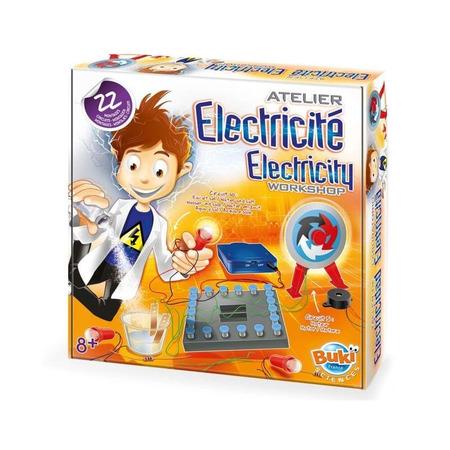 Atelierul de electricitate - 22 circuite, Buki France*