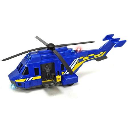 Jucarie Dickie Toys Elicopter de politie Special Forces Helicopter Unit 91*